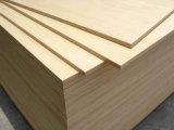 Álamo de la madera/madera contrachapada comerciales del abedul/del pino para los muebles