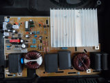 Het eenvoudige ModelCountertop Kooktoestel van de Inductie van de Sensor van de Aanraking van de Stijl Elektrische