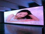 Im Freienbekanntmachen LED-Bildschirm