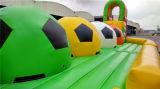 2016 juegos inflables de balón de fútbol del nuevo diseño para la venta