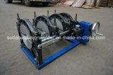 Máquina da solda por fusão da extremidade da tubulação do HDPE Sud40-200mz-4