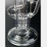 De Rokende Pijp van het Glas van 11.81 Duim voor het Recycling van de Waterpijp van de Filter