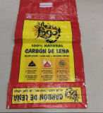 25kg 50kgのためのハンド・バッグが付いている高品質のPPによって編まれる袋