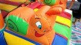 2016 Jumping château gonflable commerciale pour les enfants