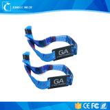 Подгонянный профессионалом сплетенный поставщик Wristband ткани от Китая