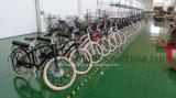 Modelo clásico Beach Cruiser la grasa de la ciudad de neumático de bicicleta eléctrica