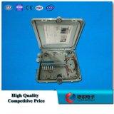 Frame 12 van de Distributie van de optische Vezel Vezels met Vlecht, Adapter (type SC/PC) ODF IP66