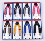 Lovely Performance Elastic Braces Clip-on Suspenders para niños