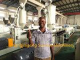 堅いプラスチックPVC配水管の電気コンジットの管の放出機械