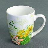 Tazza di ceramica promozionale della tazza di ceramica di disegno della tazza della bevanda della porcellana