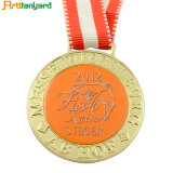 연약한 사기질을%s 가진 최신 디자인 은메달