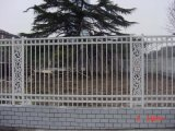 Гальванизированные стальные разделительная стена сада/загородка ярда