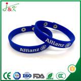 Pulsera, pulsera de caucho de silicona para niños y adultos