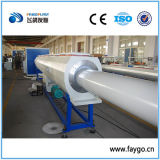 Chaîne de production en plastique d'extrusion de pipe de PVC