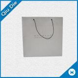 강선전도 손잡이는 서류상 끈달린 가방 백색 두꺼운 쇼핑 백을 자루에 넣는다