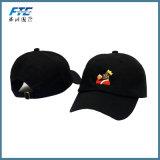 Бейсбольная кепка вышивки изготовленный на заказ способа неструктурированная