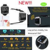 Новый водоустойчивый франтовской браслет с Wristband вахты спортов Bluetooth шагомер