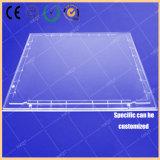 Cristal de cuarzo de química de la pieza de vidrio laminar Xrd