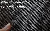 880g activé carbone/tissu/tissu en fibre de verre