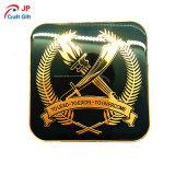 高品質によってカスタマイズされるロゴのプルーフコイン