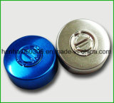 20mm Silver Color Aluminum Cape Seal for Bottle Injection