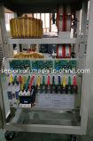 Estabilizador trifásico Tns-60kVA da tensão do servo motor da qualidade excelente