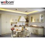 Kundenspezifische Luxux-Belüftung-Küche-Schränke