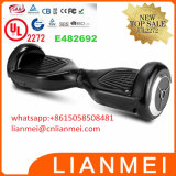 Elektrische 36V4.4ah Samsung Lithiumbatterie Hoverboard 6.5inch 2 Räder