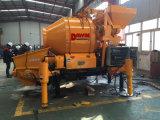De diesel Pomp van de Concrete Mixer wordt wijd gebruikt in zich Het Mengen en het Vervoer van Fijne Steen en het Gezamenlijke Beton in de Bouw van de Techniek