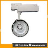 luz da trilha do diodo emissor de luz da ESPIGA do CREE de 2/3/4-Wire 20With30With40W para a iluminação comercial