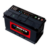 12V 電圧および酸鉛タイプの自動車バッテリー自動車バッテリー