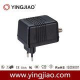 15W AC gelijkstroom CATV de Adapter van de Macht met Ce