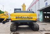 Sinomach 소형 굴착기의 최신 판매 25 톤 건축기계 극히 중대한 장비 1.2m3 유압 크롤러 굴착기