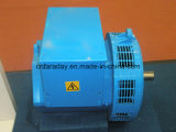 2 courant alternatif Generator de Polonais Three Phase 3600rpm Alternator Double Bearing