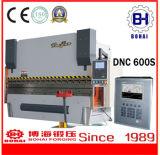 세륨 증명서를 가진 CNC Sevro 수압기 브레이크 제조자 또는 압박 브레이크 CNC 자동 귀환 제어 장치