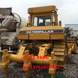Scavatrice del bulldozer della costruzione del trattore a cingoli utilizzata vendita (modello D7H)