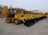 Starkes Wheel Backhoe Loader (WZ30-25) mit CER, SGS