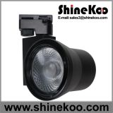 Aluminio 50W COB LED Track Light