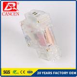 Dz47 C45 MCB Minielektrischer Schalter 40-63A der sicherungs-1p 1A- 63A MCCB RCCB