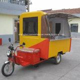 De mobiele Aanhangwagen van het Voedsel van de Concessie voor Verkoop jy-B58