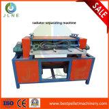 Kupferner Aluminiumkühler, der Maschine aufbereitet
