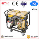 中国(2.5/4.6KW)の普及したディーゼル溶接工の発電機のディストリビューター