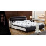연약한 침대