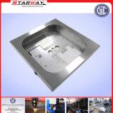 Часть машинного оборудования стали 304 Stainelss с вырезыванием лазера