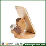 De hoge Veelvoudige Houten Mobiele Houder van de Telefoon Quatity