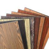 Plancher de planches de vinyle imperméable de 3,5 mm (desserré lay/colle Retour vers le bas/sec)