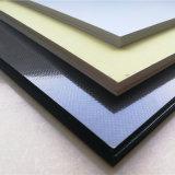 Folha de espuma de PVC usado para a tela plana e impressão de solventes