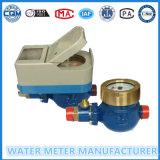 Tipo esperto pagado antecipadamente do medidor de água (Dn15-25mm)