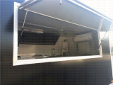 Еда Van Kebab каравана Storehorse корабля кухни утеса лавы кухни
