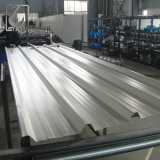 En10143 galvanisiertes gewölbtes Stahlblechgi-Dach-Blatt